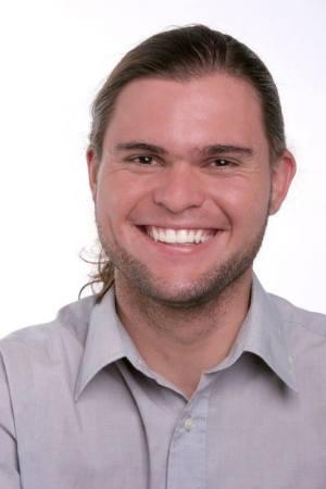 Daniel Zanella, editor do Jornal Relevo