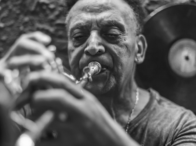 Saul Trumpet. Foto: Alessandro Reis/Reprodução TopView